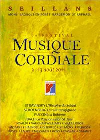 Musique Cordiale 2011