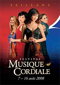 Musiqu Cordiale Festival 2008
