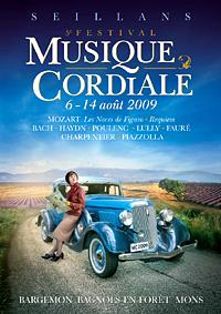 Musique Cordiale 2009