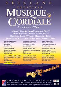 Musique Cordiale 2010