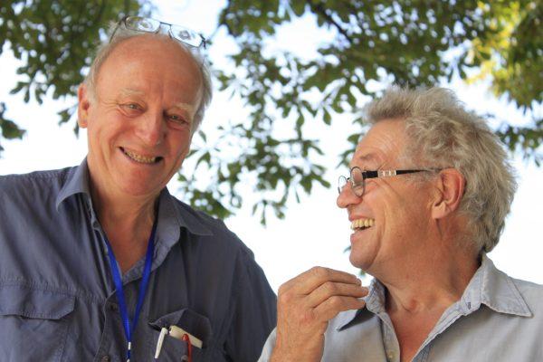 L'équipe financial: Jonathan Barker & Aart Hooymeyer