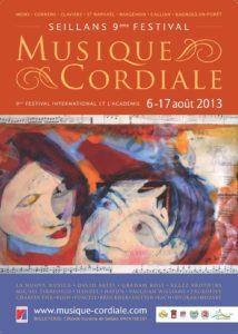 Musique Cordiale - Affiche - 2013 Festival