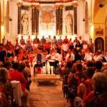 2013 06 26 Musique Cordiale, DvorakStabat Mater Concert, Callian Eglise