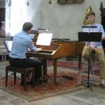 Récital par James Hall haute-contre et Jonny Davies clavecin