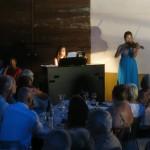 Bomi Song au Val d'Iris Festival Seillans