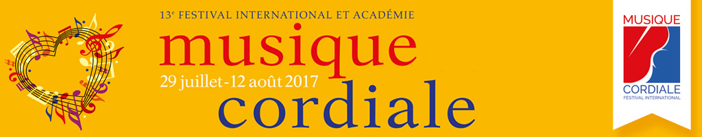 Musique Cordiale 13th International Festival